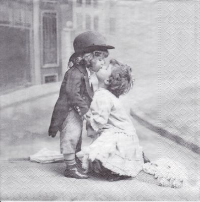 Kissing Children