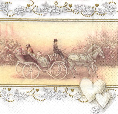 Wedding carriage (O)